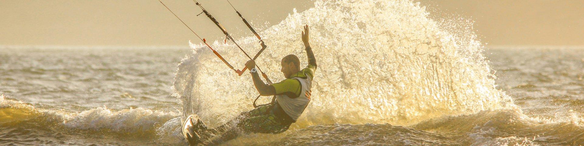 Kitesurf in Essaouira